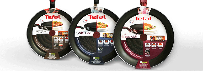 Let Tefal own ingenuity