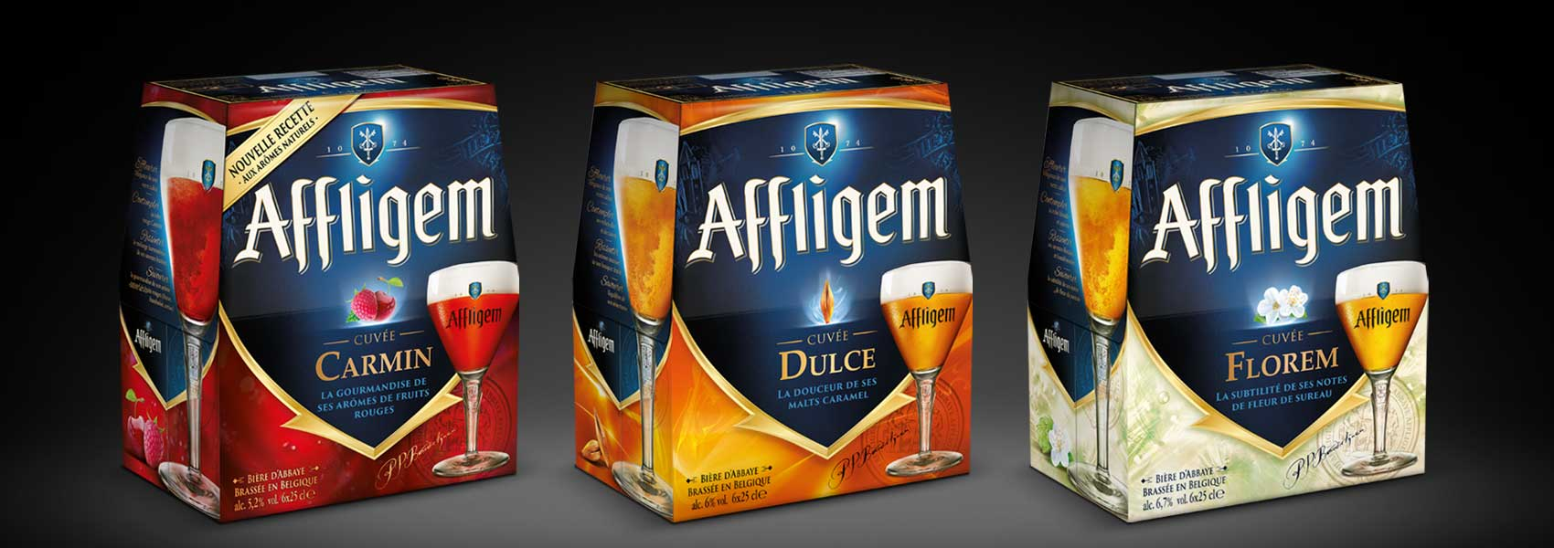 Own indulgence on the abbey beer market